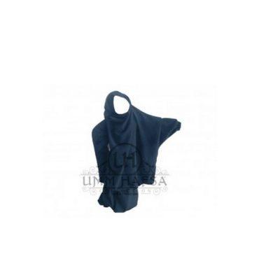 Jilbeb fillette Umm Hafsa Bleu marine