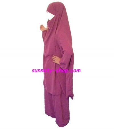 Jilbeb fillette Umm Hafsa Rose balai