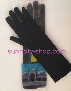Gants opaques Noir