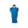Jilbeb fillette Mouhajiroun jupe turquoise