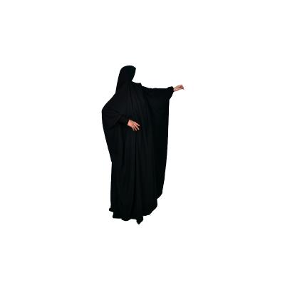 Jilbeb 1 pièce saoudien Mouhajiroun Noir