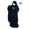 jilbab allaitement mouhajiroun khadija Bleu marine