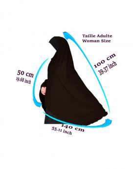 Hijab niqab Mouhajiroun