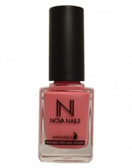 Vernis washable rose candy
