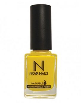 Vernis washable jaune