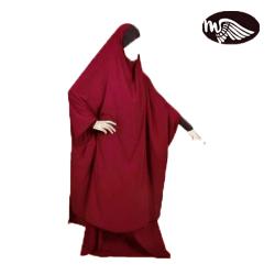 jilbab 2 pièces mouhajiroun