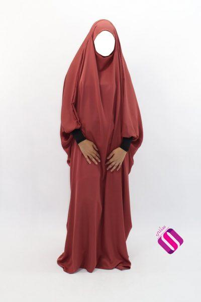 Jilbab saoudien nidha