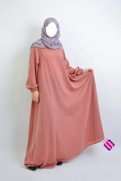 Abaya évasée