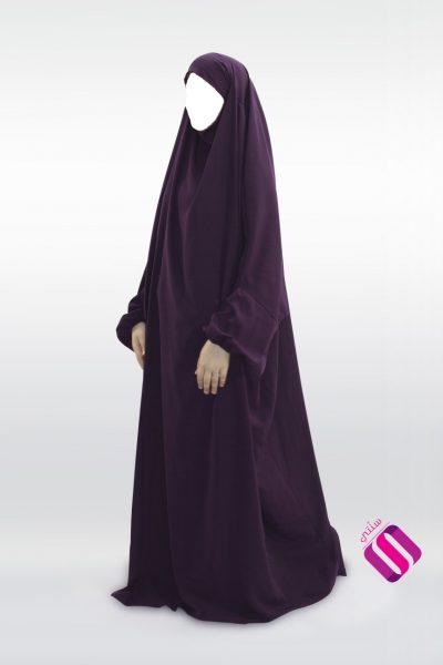 Jilbab Kawthar 1 pièce Al Moultazimoun