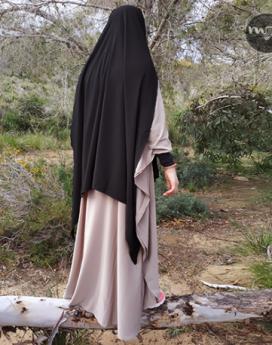 Maxi Cape Zahra Mouhajiroun