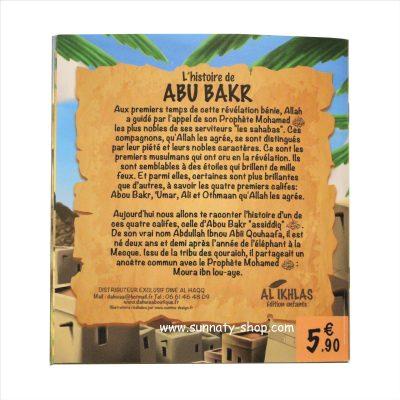 L'histoire du compagnon Abu bakr 7/12 ans