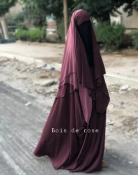 Abaya saoudienne bint.a oummi abi moi
