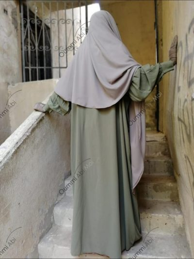 Abaya à Manches Bint.a