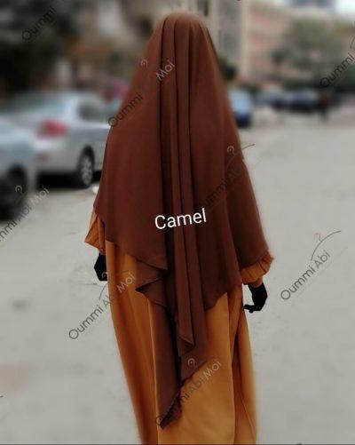 Maxi khimar bint.a Camel