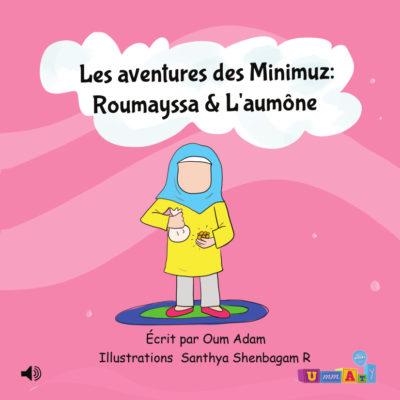 Les aventures des Minimuz Roumayssa & l'aumone
