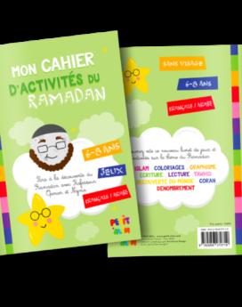 Mon cahier d'activités du Ramadan 6-8 ans Petit alim