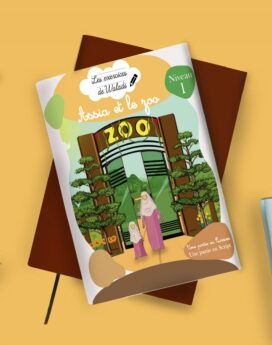 Assia et le zoo editions waladi